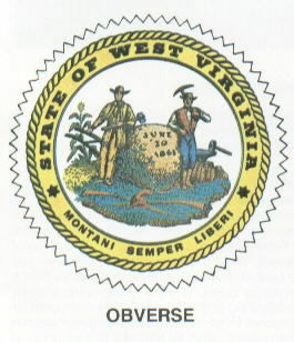 Great Seal of WV obverse